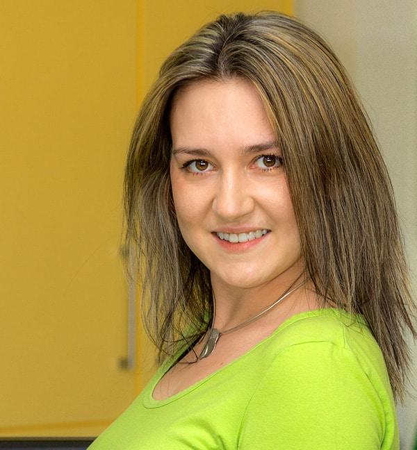 Team Portrait Melanie Hein