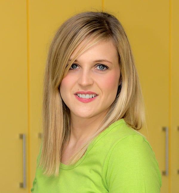 Team Portrait Vanessa Schulte